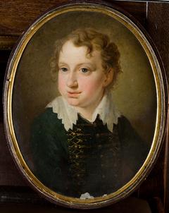 Portrait of Józef Ponitycki