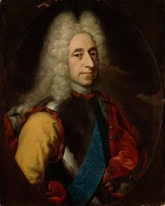 Portrait of King Frederik IV of Denmark-Norway