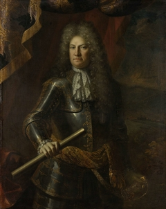 Portrait of Lieutenant-General Godard van Reede, Lord of Amerongen