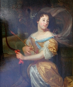 Portrait of Magdalena de la Court