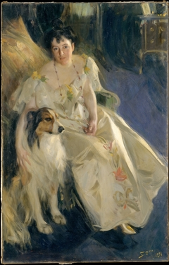 Mrs. Walter Rathbone Bacon (Virginia Purdy Barker, 1862–1919)