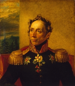 Portrait of Robert Ye. Renny (1767-1832)