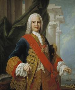 Portrait of the Marquis de la Ensenada