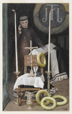 Portrait of the Pilgrim