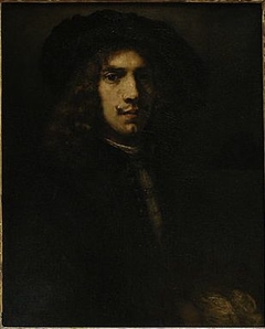 Portrait of Titus as a young man