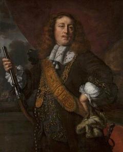 Portrait of Willem van der Zaan
