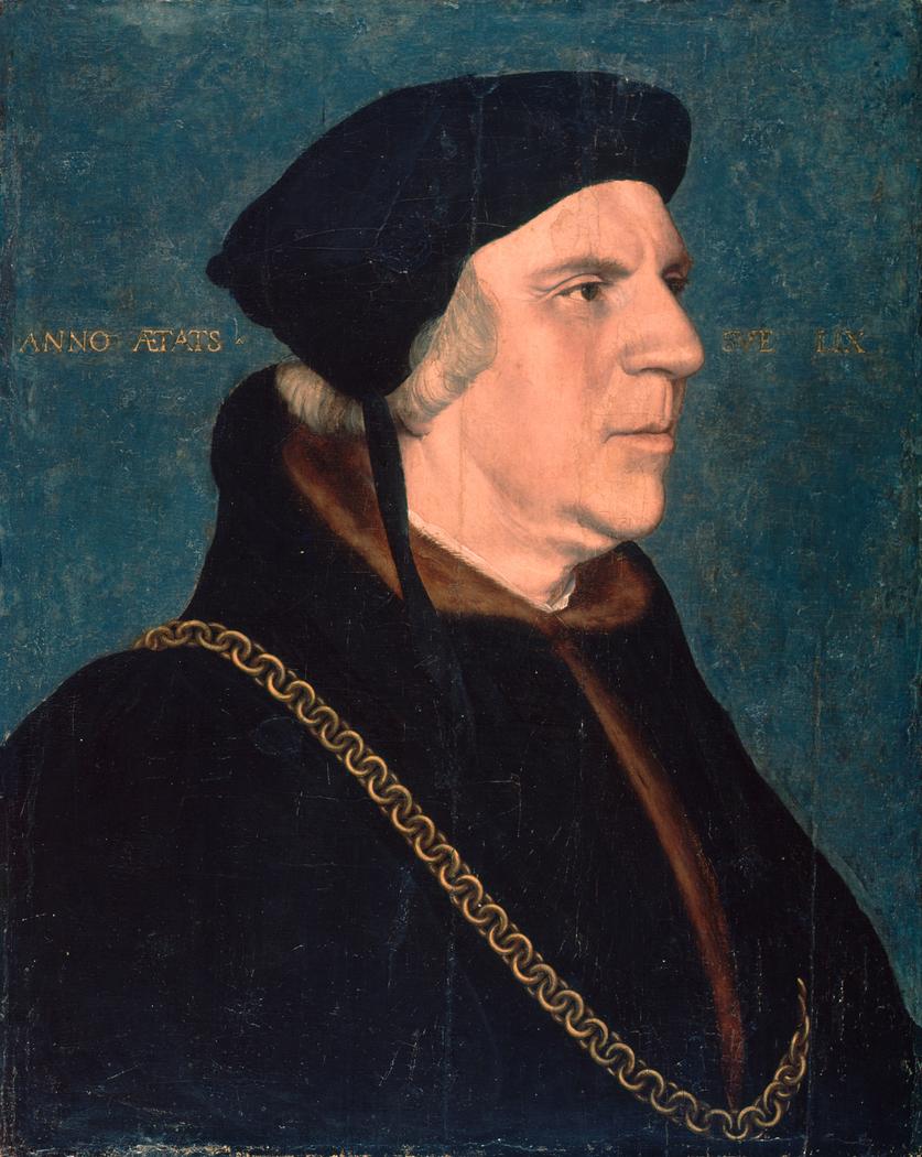 Portrait of William Butts