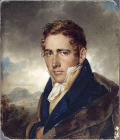 Portrait présumé de l'architecte Auguste Constantin (1790-1842)