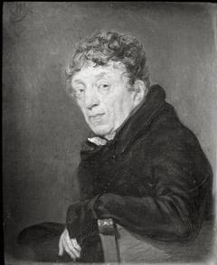 Portret van Anthonie Jan van Mansvelt (1757-1829)