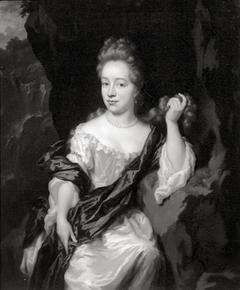 Portret van Maria Voet (1665-1741)