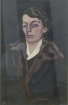 Portret van mevrouw Storck-Hertoghe