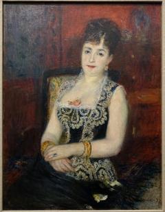 Retrato da condessa de Pourtalès