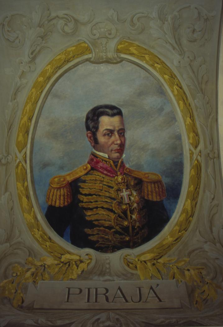 Retrato de Joaquim P. de Albuquerque (2º Barão de Pirajá)