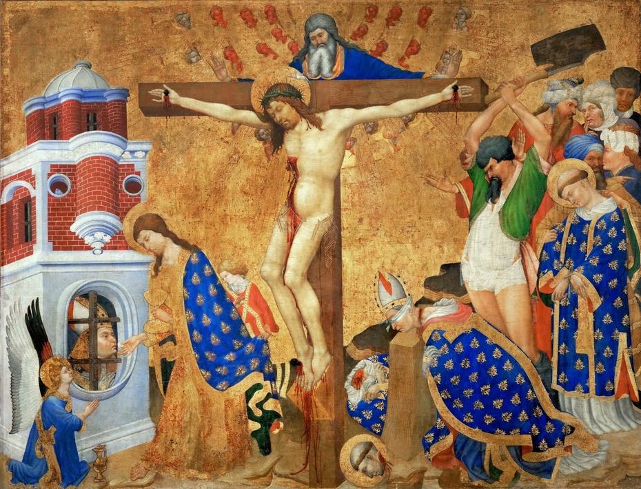 Saint Denis Altarpiece