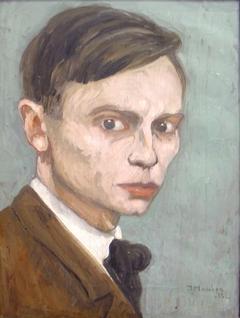 Self-portrait 1918