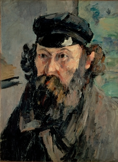 Self-Portrait in a Casquette