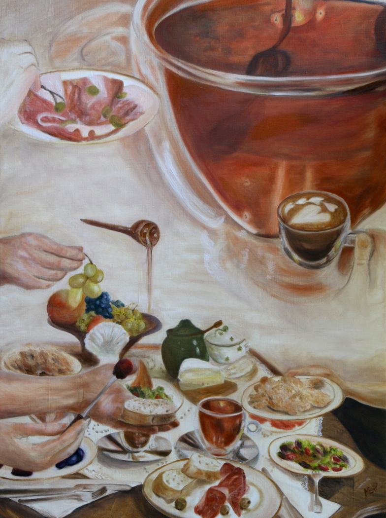 Slow breakfast - Covid lessons