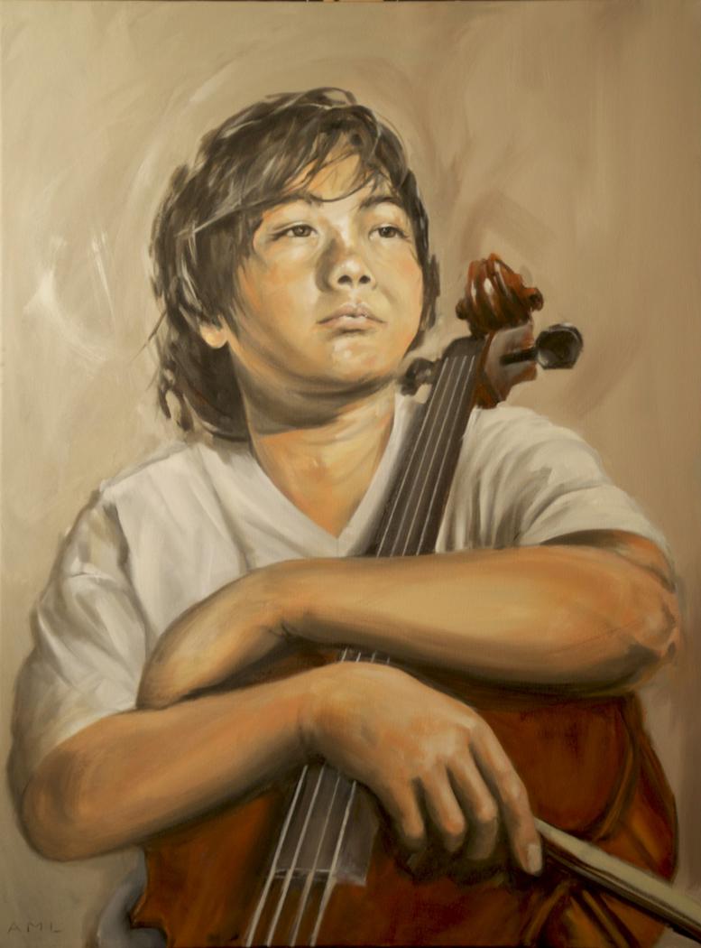 Sora with Cello