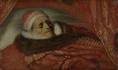 Stadtholder Prince Maurice Lying in State