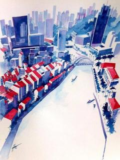 Street City Sky (series)