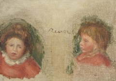 Studies of Woman and Child