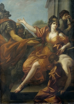 Suicide of Queen Dido