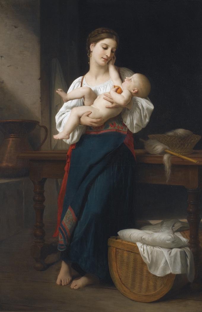 The First Caress