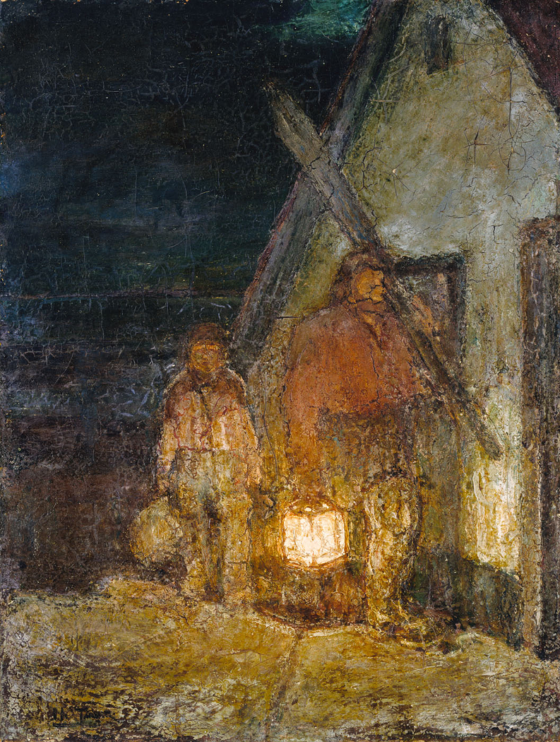The Fisherman's Return