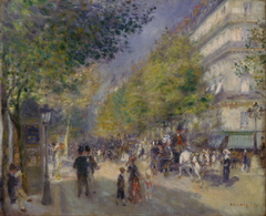 The Grands Boulevards