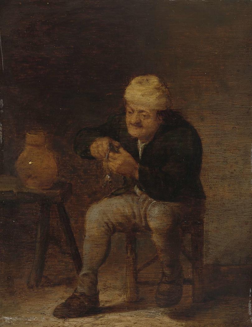 The Herring-Eater
