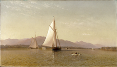 The Hudson at the Tappan Zee