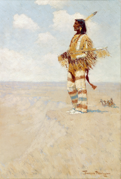 The Last of His Race (The VanishingAmerican)
