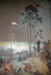 The Meeting at Křížky