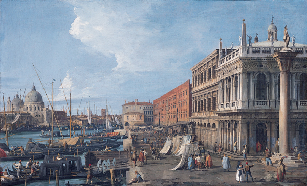 The Molo, Venice