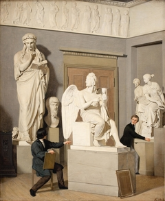 The Plaster Cast Collection in the Royal Academy of Fine Arts