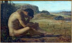 The Prodigal Son Meditating