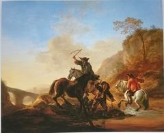 The Three Horsemen