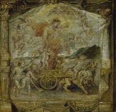 The Triumph of Divine Love