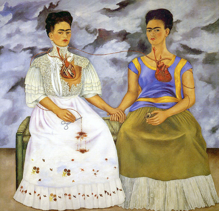 The Two Fridas (Las dos Fridas)