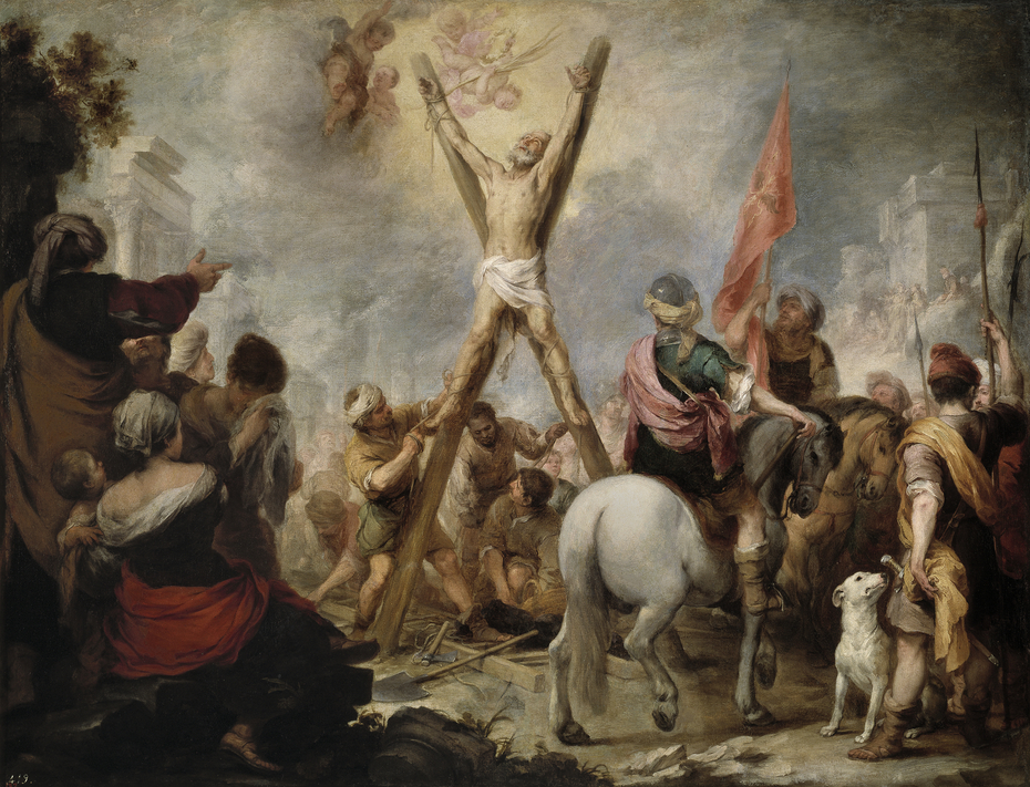 The Martyrdom of St. Andrew
