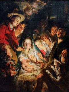 Adoration of the Shephards