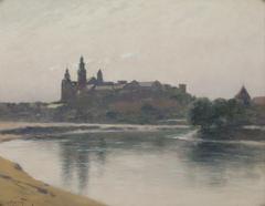 Wawel from the Vistula Side