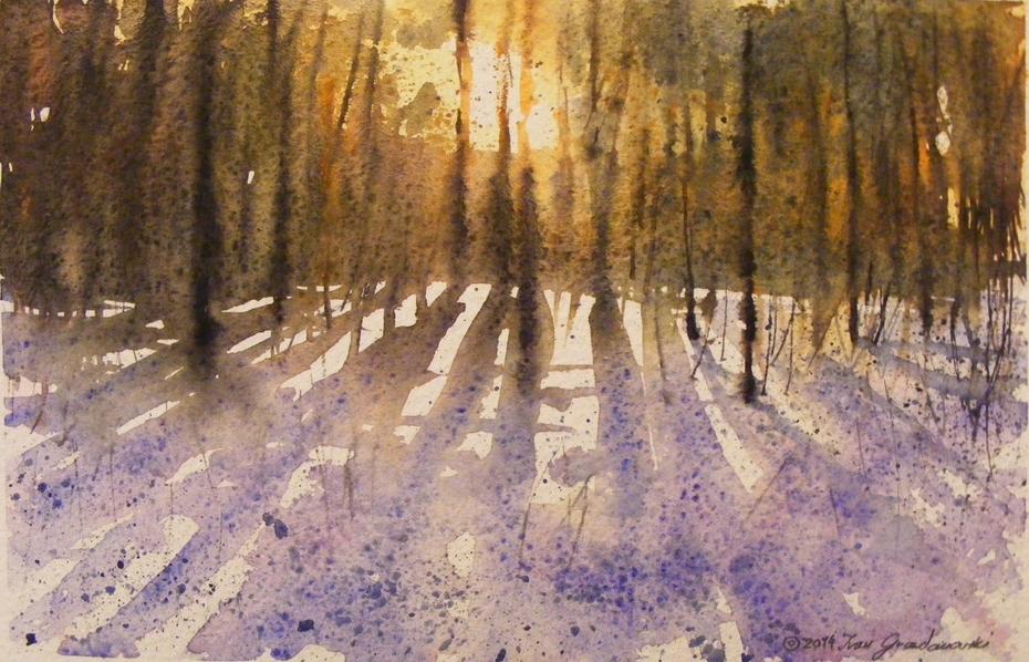 Winter shadows-2