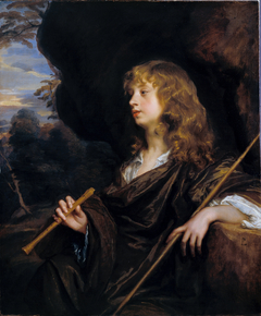 A Boy as a Shepherd