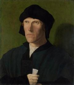A Man aged 38