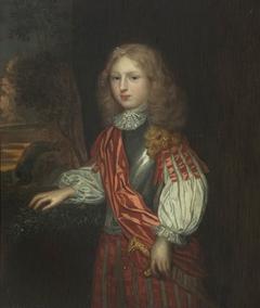 A Son of Sir John Hobart, 3rd Bt (1627-1683), either Henry Hobart, later Sir Henry Hobart, 4th Bt (c.1658-1698) or John Hobart, later Brigadier-General John Hobart (c.1659-1734)