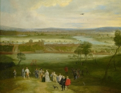 A View of Greenwich