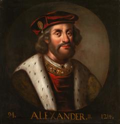 Alexander II, King of Scotland (1214-49)