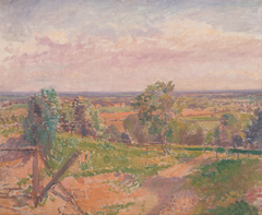 An Extensive Landscape in Yorkshire