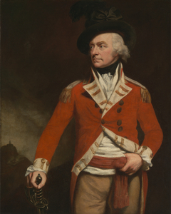 An Officer in the East India Uniform of the 74th (Highland) Regiment, Previously Called Colonel Donald Macleod